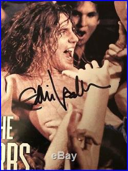 1999 Rolling Stone Magazine Eddie Vedder Autographed / Signed Pearl Jam Coa