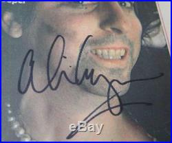 ALICE COOPER Signed Autograph Rolling Stone Magazine