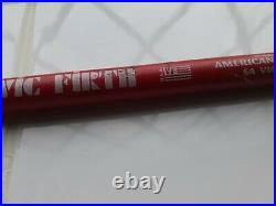 Authentic Charlie Watts Rolling Stones Signed Autographed VIC Firth Drumstick