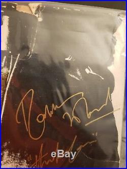 Autographed Rolling Stones Vinyl Record Cover Memorabilia, LAST OFFER