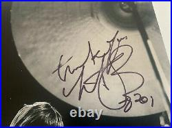 Charlie Watts Rolling Stones Signed Autographed 8x10 Photo Beckett Certified #3