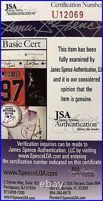 James Franco (Rolling Stone Magazine) Signed 11x14 Photo JSA