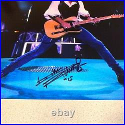 KEITH RICHARDS signed autographed 11X14 THE ROLLING STONES BECKETT LOA AA00240