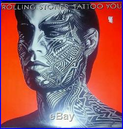 Keith Richards Rolling Stones Beautifully Autographed Tattoo You! Photos Proof