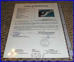 Keith Richards Signed 8x10 Photo Jsa Autograph Rolling Stones Loa Guitar