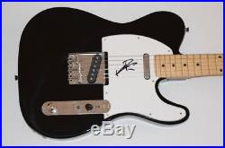Keith Richards Signed Autographed Electric Guitar THE ROLLING STONES COA R