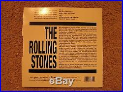 Keith Richards Signed Rolling Stones Record Store Day Lp Proof! Rare Autograph