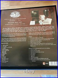 Keith Richards Signed Rolling Stones X-pensive Winos New Boxed