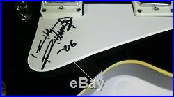 Keith Richards THE ROLLING STONES Signed Autograph Guitar