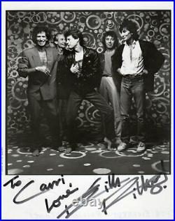 Keith Richards The Rolling Stones Signed 8x10 Photo