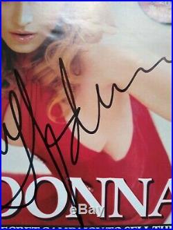 Madonna Signed/autographed Rolling Stone Magazine Confessions Era 2005 Mint