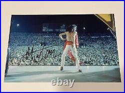 Mick Jagger / The Rolling Stones Hand-signed 12x8 Photo Autograph