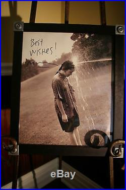 Natalie Merchant 10,000 Maniacs Autographed Signed Rolling Stone Poster Photo