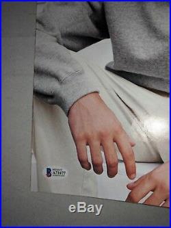 RARE SEINFELD CAST signed autographed ROLLING STONE MAGAZINE BECKETT LOA (BAS)