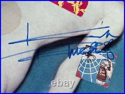 Rare Authentic Rolling Stones Signed Lp Cover 5 Autographed Jagger Under Cover
