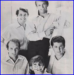 Rolling Stones 1964 The First T. A. M. I. Show Original Program Book / Autographs