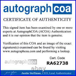 Rolling Stones Autographed X3 Signed Record Album LP ACOA