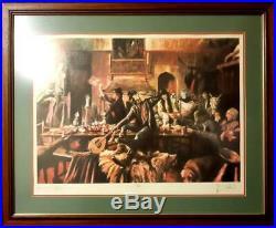 Rolling Stones Beggars Banquet Autographed UK memorabilia Autographed 34X41
