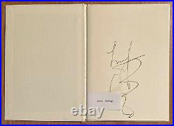 Rolling Stones Charlie Watts From One Charlie CD Box + Signed Book + Poster