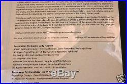 Rolling Stones December Children Keith Richards Signed CD Uacc Registered Dealer