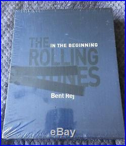 Rolling Stones In the Beginning Bent Rej Signed Bill Wyman Limited Edition 1000