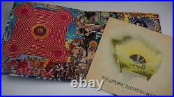 Rolling Stones Signed Autographed Album Record Sleeve COA