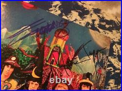 Rolling Stones Signed Autographed COA included. PSA/DNA/JSA Guaranteed