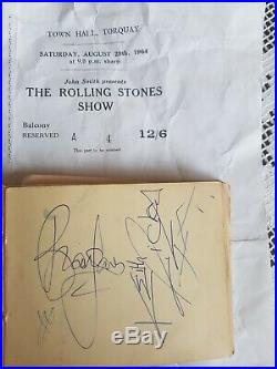Rolling stones 1964