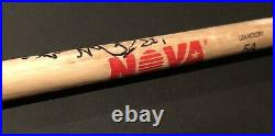 Signed Charlie Watts Drum Stick The Rolling Stones Mick Jagger Keith Richards