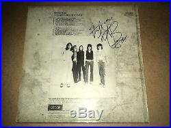 Signed Charlie Watts Stone Age The Rolling Stones Album Rare Authentic Jagger