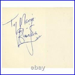 The Rolling Stones 1960s Autographs (UK)