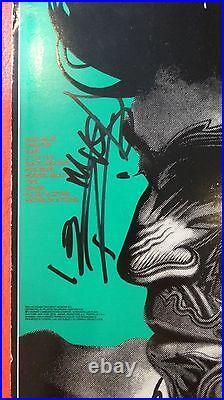 The Rolling Stones Signed Autographed Tattoo You Album Keith Richards Watts