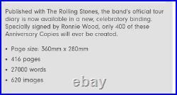 The Rolling Stones T. O. T. A 1975 Genesis Publications Anniversary Edi 400 copies
