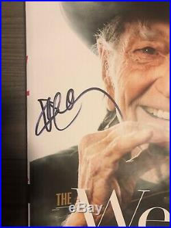 WILLIE NELSON signed/autographed Rolling Stone magazine May 2019 PSA/DNA COA